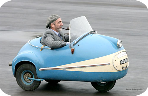 Bluebubblecar