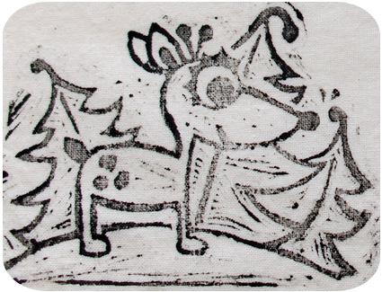 Reindeerfabric
