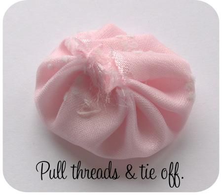 Pull threads
