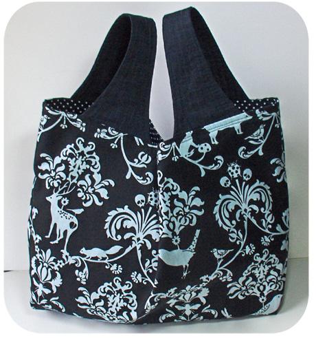 Echino grocery bag
