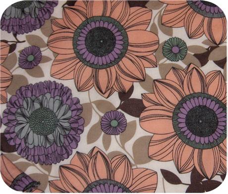 Liberty of London Sunflower Fabric