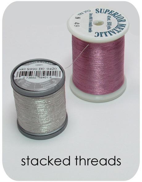 Stackedthreads