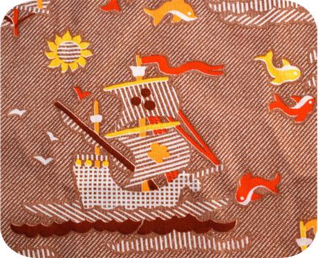 Vintageshipfabric