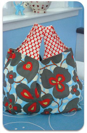 Grocery bag sewequine