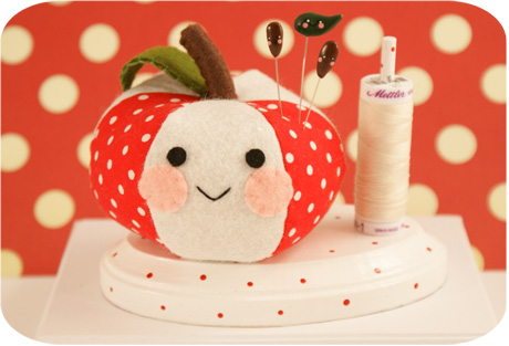 Applepincushion