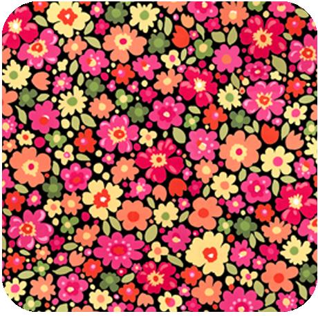 Floweralloverblack