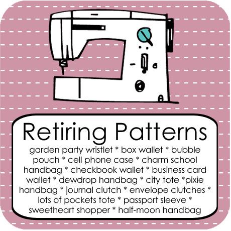 Retiring patterns