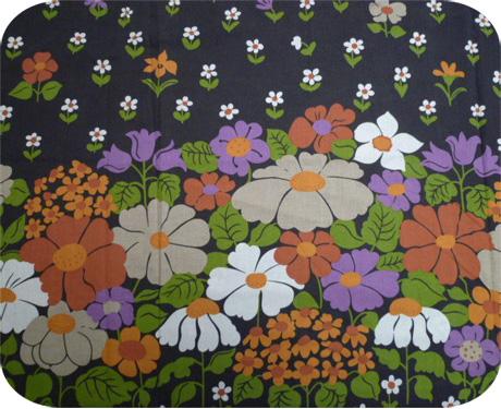 Vintagefloralborderprint