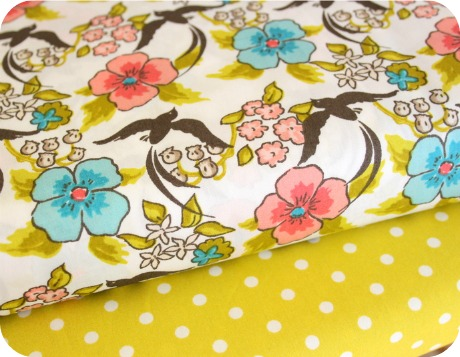 Fresh squeezed fabrics