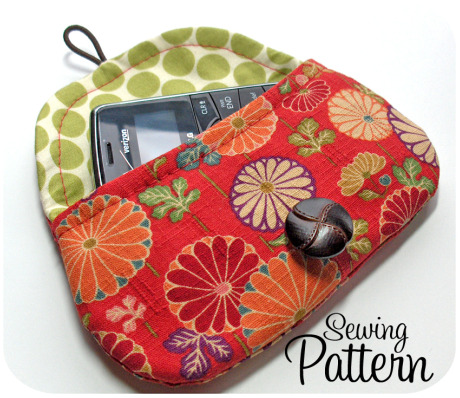 ENVELOPE PURSE PATTERN SEWING | My Sewing Patterns