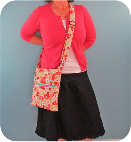 Wearing bag blog image