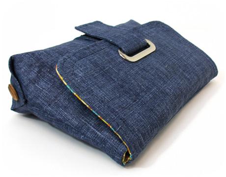 Blue linen 460