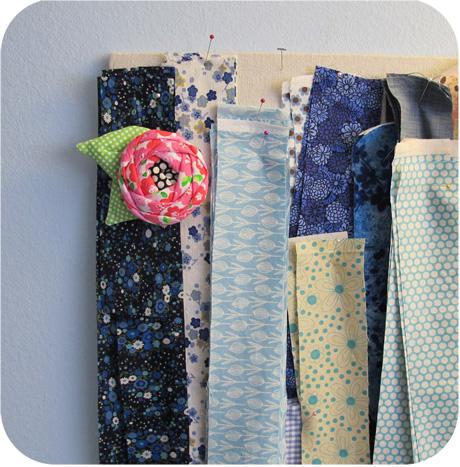 Quilt strips blog image