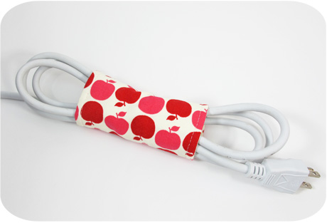 Power cord wrap tutorial