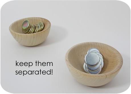Keep them apart