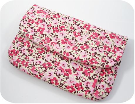 Pink vintage blog image