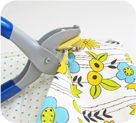 Fold the fabric blog image
