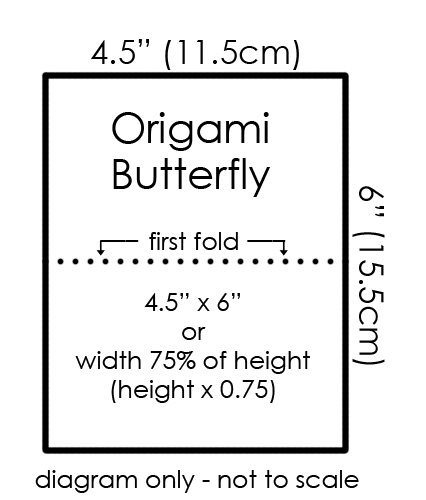 Origami Butterflies Kit: The LaFosse Butterfly Design System - Kit ... | 500x426