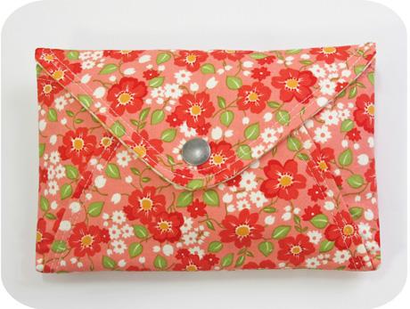 Pink envelope clutch blog image