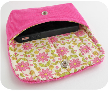 Little Pink Corduroy Pouch Blog Image