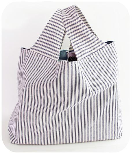 Ticking bag blog image