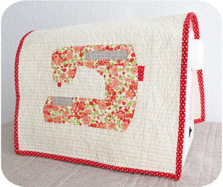 Sewing machine quilt blog image