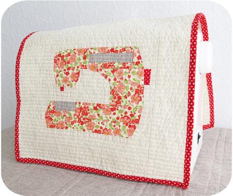Sewing machine quilt blog image