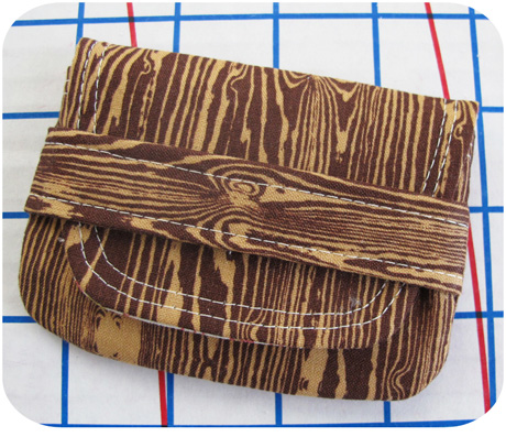 Woodgrain Card Wallet Size 1 Blog Image