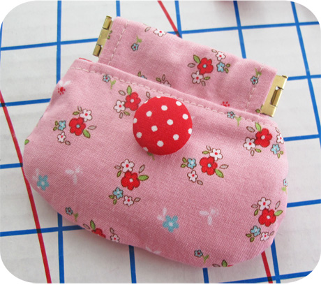 Pink Coin Purse Blog Image