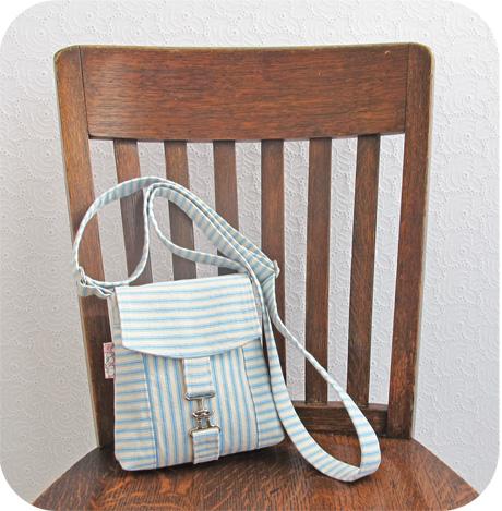 Turquoise Ticking Size 3 Blog Image