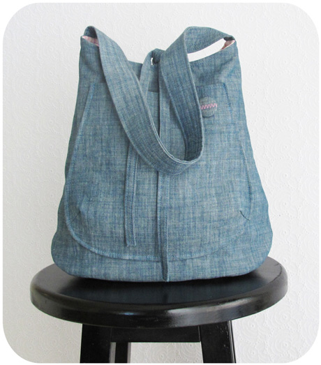 Chambray Bucket Bag 3 Blog Image