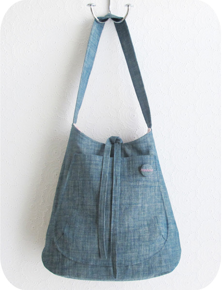 Chambray Bucket Bag 2 Blog Image