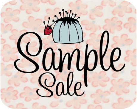 Sample Sale Blog Image