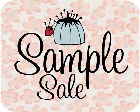 Sample Sale Blog Image