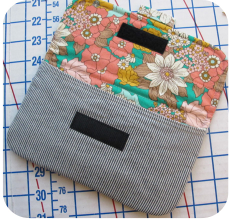 Railroad Denim Pouch #1 Lining