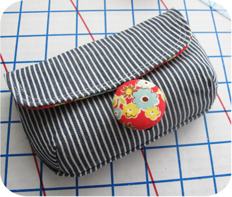 Little Pouch Railroad Denim Blog Image