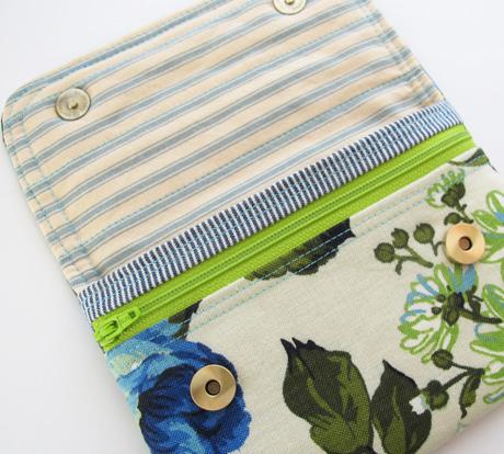 Medium Vintage Fabric Inside