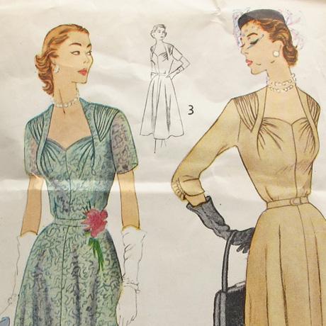 1951 Simplicity 8438