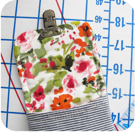 Phone pouch lining blog image