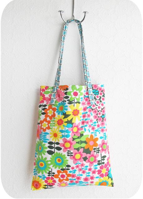 Pop Garden Tote Bag