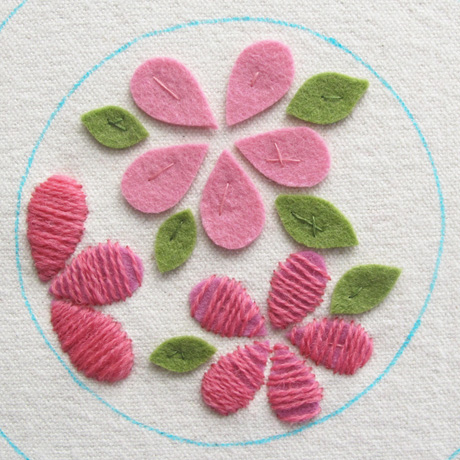Wip Spring Embroidery Michellepatterns