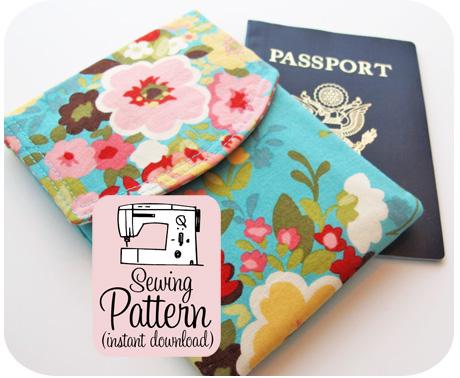 Sew a Passport Pouch