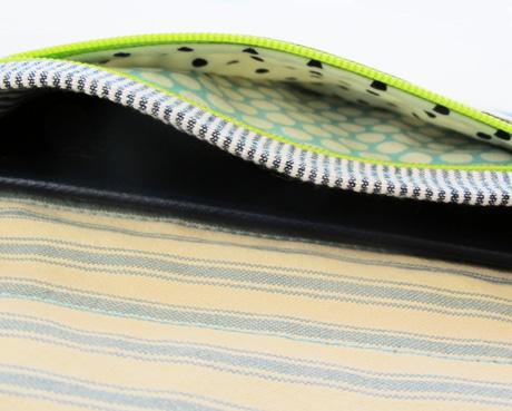 Medium Vintage Fabric Lining
