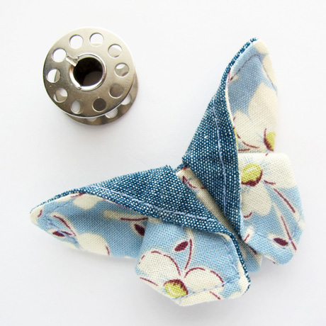 Chambray Butterfly