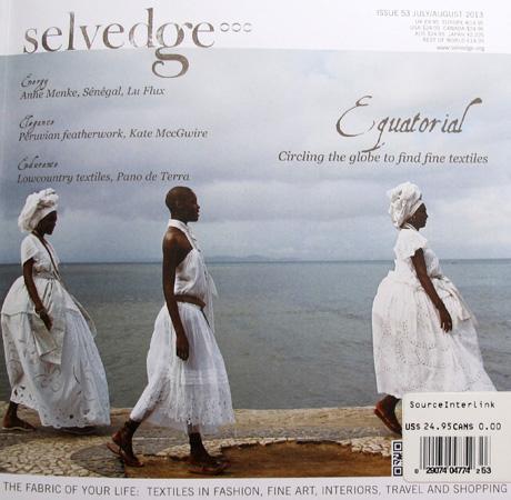Selvedge 53 cover