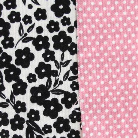 Together - black and pink