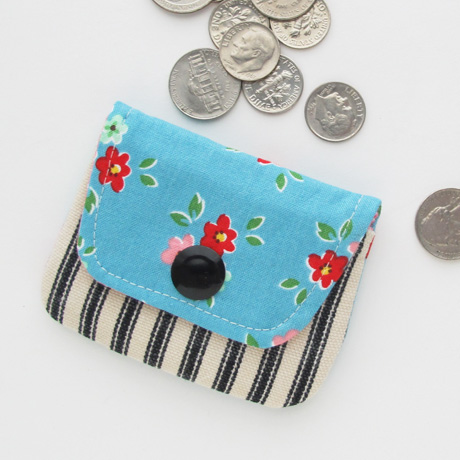 Turquoise Coin Purse