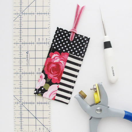 Bookmark with tools
