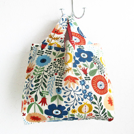 Scandinavian Woods Grocery Bag