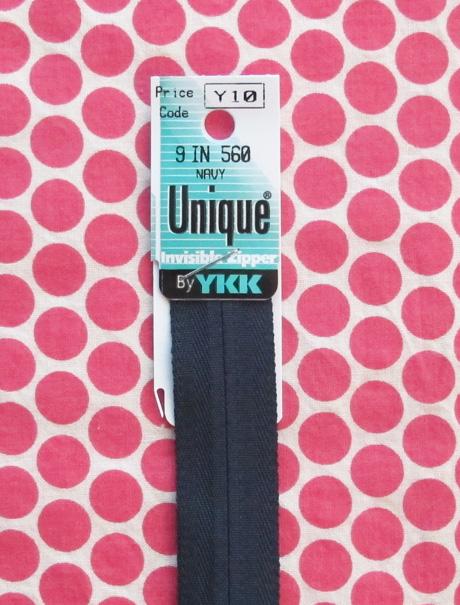 YKK Unique Zipper